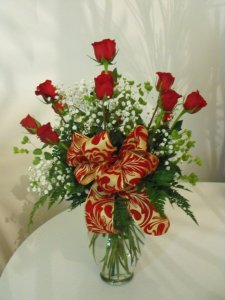 Valentine's Day Bouquet, Courtesy of A Night in Bloom Event Floristry