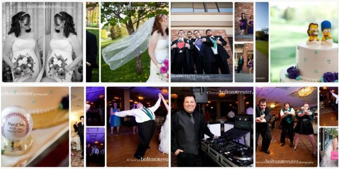 MaryEllen and Dick's Hudson Valley Wedding at Christo's with DJ Bri Swatek Courtesy of Cheryl Bolton-Reuter Photography