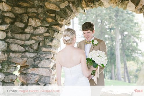 Wedding Reveal at The Garrison by Maggie Harkov Set to Music by DJ Bri Swatek