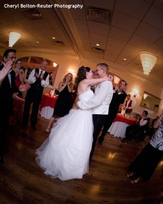 Hudson Valley Wedding DJ Bri Swatek First Dance Links at Union Vale Cheryl Bolton-Reuter Photography