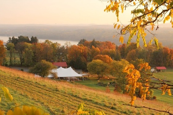 Hudson Valley Wedding Venue Red Maple Vineyard