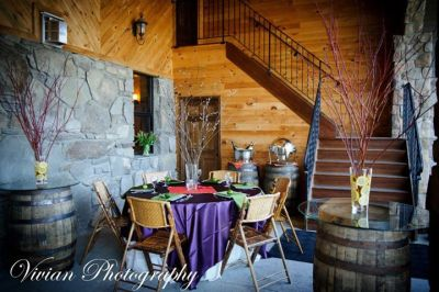 Hudson Valley Wedding Venue Indian Ridge Courtesy of Vivian Photography