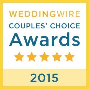 DJ Bri Swatek Wins the WeddingWire Couples' Choice Award 2015