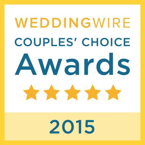 DJ Bri Swatek Wins the WeddingWire Couples' Choice Award 2015