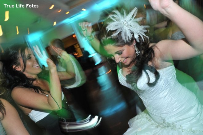 Hudson Valley Wedding DJ Bri Swatek Dance Party Grandview True Life Fotos