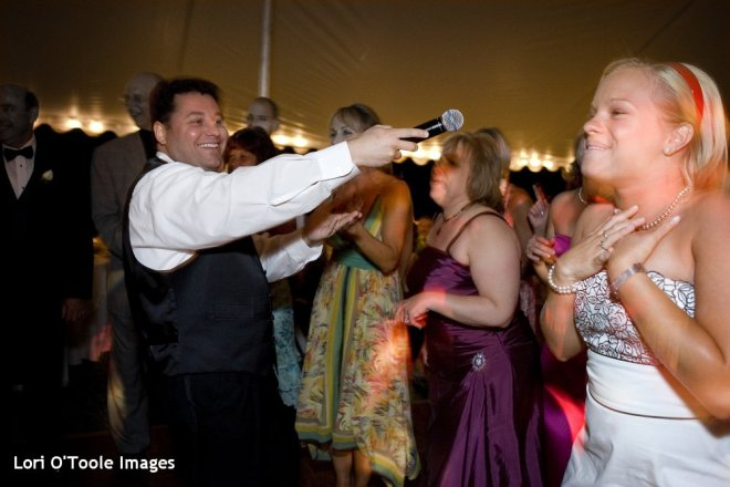 Hudson Valley Wedding DJ Bri Swatek Dance Party Orange County Arboretum Lori OToole Images