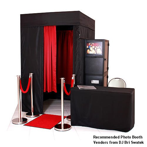 Recommended Hudson Valley Wedding Photo Booth Vendors