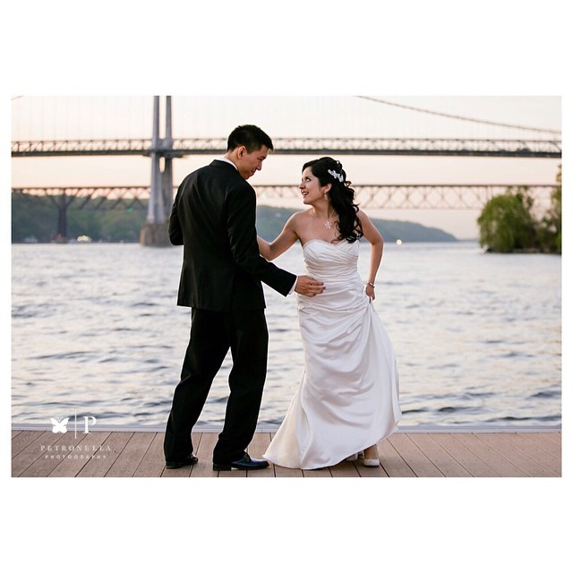 Hudson Valley Wedding at The Grandview Set to Music by DJ Bri Swatek Courtesy of By Petronella Photography