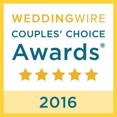 DJ Bri Swatek Wins the WeddingWire Couples' Choice Award 2016