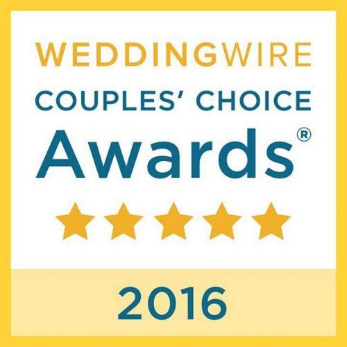 DJ Bri Swatek Wins the WeddingWire Couples' Choice Award 2016