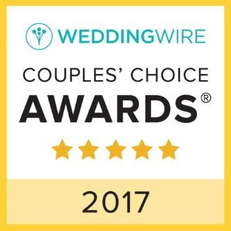DJ Bri Swatek Wins the WeddingWire Couples' Choice Award 2017