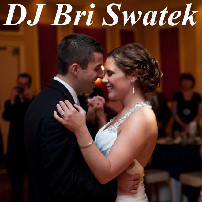 Hudson Valley Wedding DJ Bri Swatek Spinning with Style