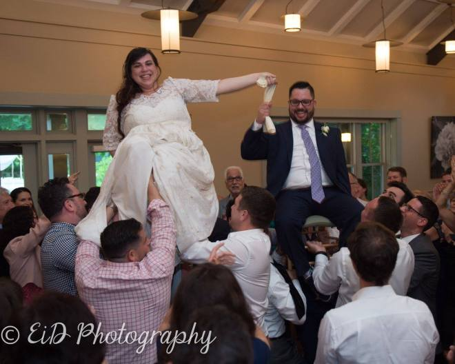 Hudson Valley Wedding Hora DJ Bri Swatek Locust Grove EID Photography ASJH