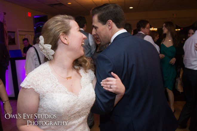 Hudson Valley Wedding DJ Bri Swatek Second Dance at Le Chambord Courtesy of Owl's Eye Studios CCSK