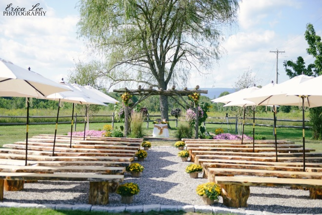 Hudson Valley Wedding Ceremony Venue Lippincott Manor All-Inclusive Package Courtesy of Erica Lee Photography