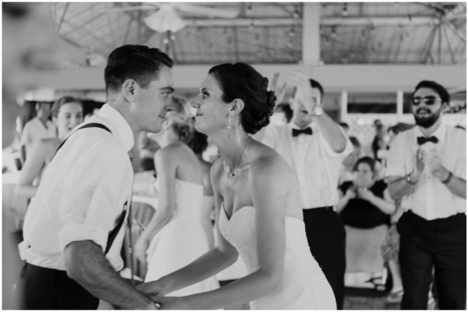 Hudson Valley Wedding DJ Bri Swatek First Dance at Lippincott Manor by The Ramsdens JSPS