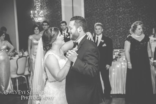 Hudson Valley Wedding DJ Bri Swatek Poughkeepsie Grand Hotel First Dance Owls Eye Studios BRMB