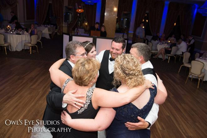 Hudson Valley Wedding DJ Bri Swatek Poughkeepsie Grand Hotel Last Dance Owls Eye Studios BRMB
