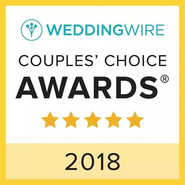 DJ Bri Swatek Wins the WeddingWire Couples' Choice Award 2018