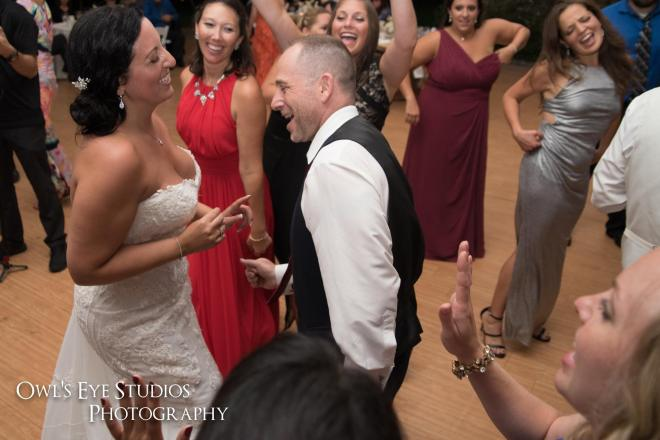 Hudson Valley Wedding DJ Bri Swatek Dance Party Red Maple Vineyard Owls Eye Studios ADKG