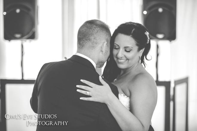 Hudson Valley Wedding DJ Bri Swatek First Dance 2 Red Maple Vineyard Owls Eye Studios ADKG