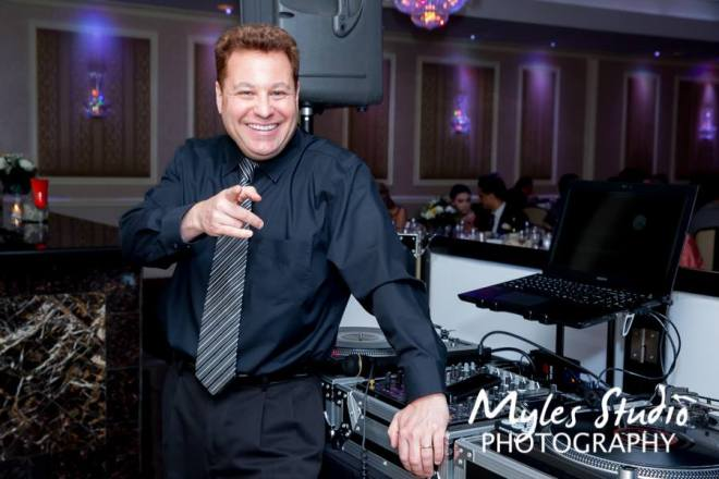 Hudson Valley Wedding DJ Bri Swatek Spinning with Style Poughkeepsie Grand Hotel Myles Studio Photography