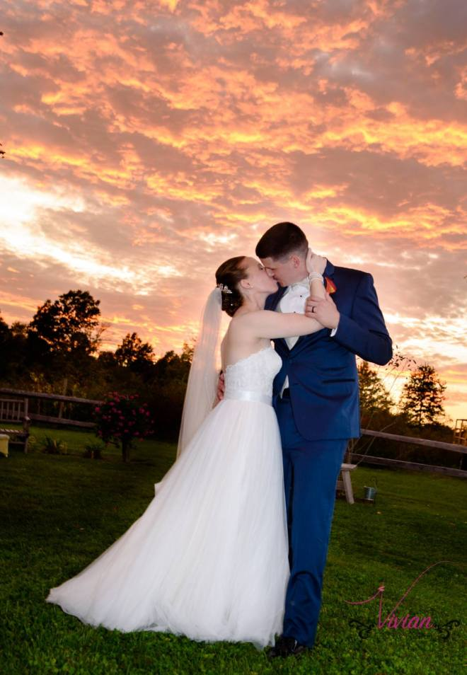 Hudson Valley Wedding DJ Bri Swatek Ceremony Lippincott Manor Vivian Photography LRMB