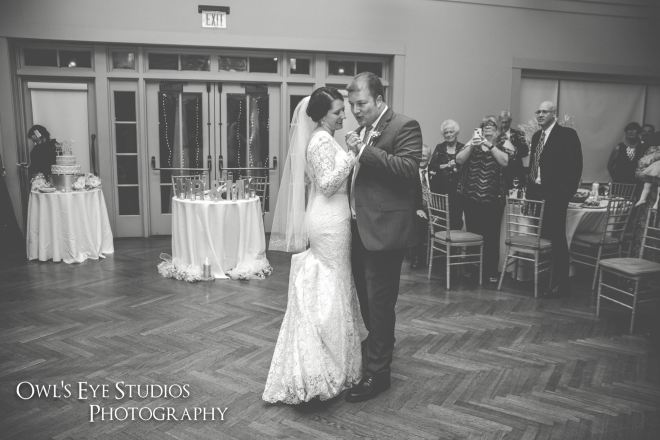 Hudson Valley Wedding DJ Bri Swatek First Dance Locust Grove Owls Eye Studios ESJD