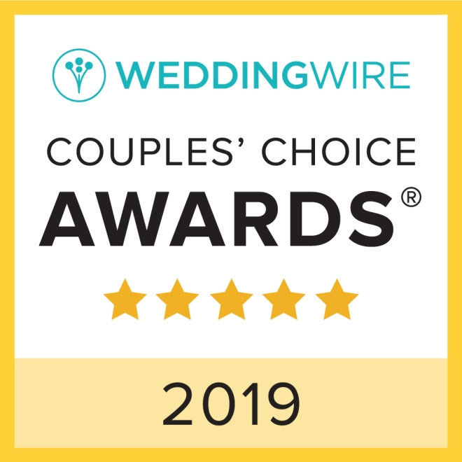 DJ Bri Swatek Wins the WeddingWire Couples' Choice Award 2019