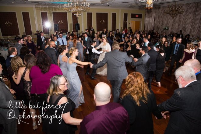 Hudson Valley Wedding DJ Bri Swatek Dance Party 1 Grandview Little But Fierce Photography FWDW