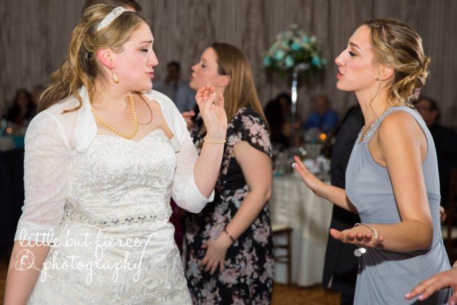 Hudson Valley Wedding DJ Bri Swatek Dance Party 3 Grandview Little But Fierce Photography FWDW