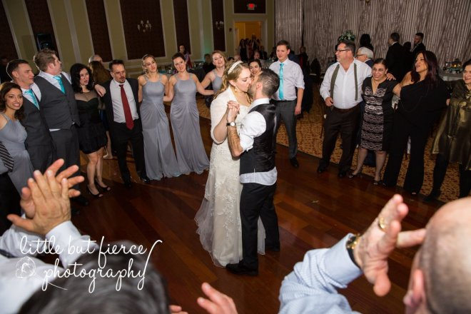 Hudson Valley Wedding DJ Bri Swatek Last Dance Grandview Little But Fierce Photography FWDW